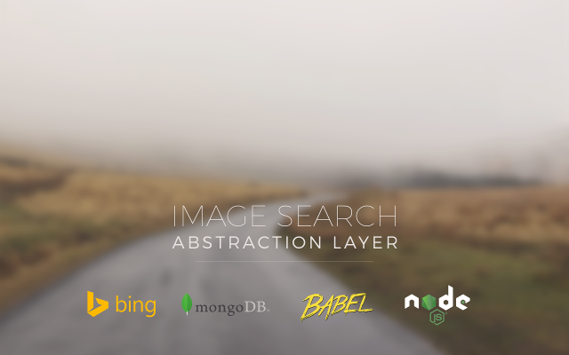 Image search abstraction layer
